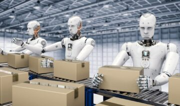4 Ways Robots Are Revolutionizing the Manufacturing Industry