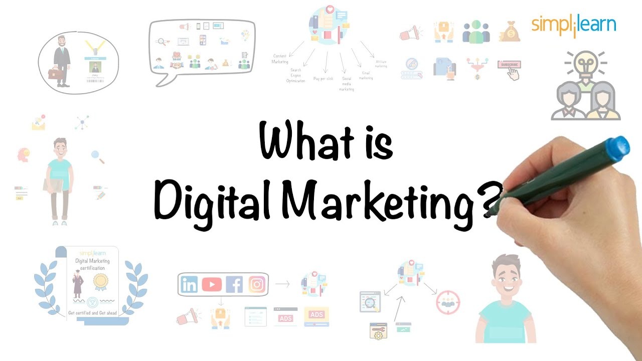How to learn digital marketing in 2021