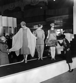 The Interesting History of Fashion Shows