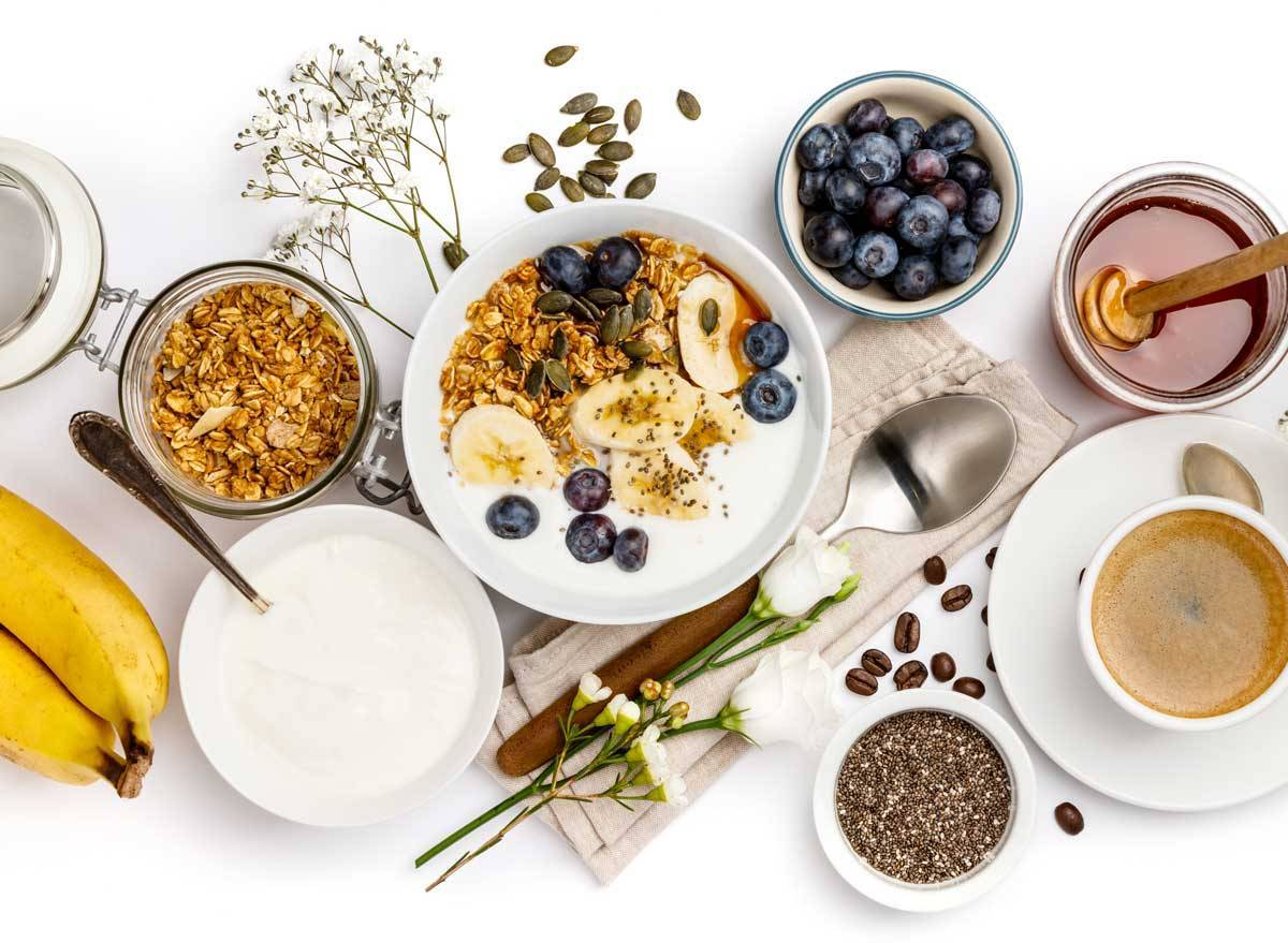 The benefits of a high-protein breakfast
