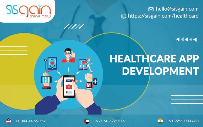 Healthcare App Development: Top Trends, Features & Types