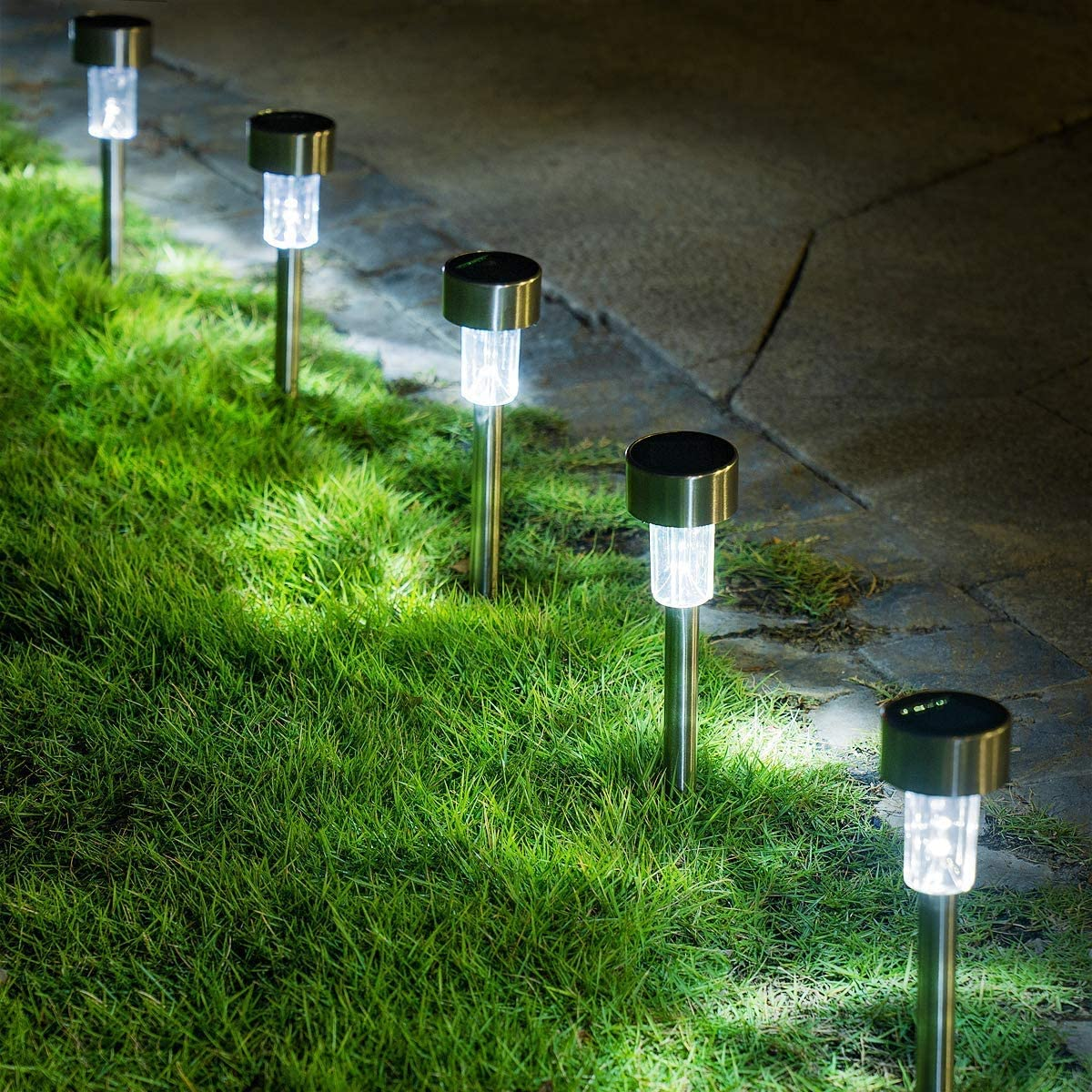 Which one is more suitable for household solar lights?