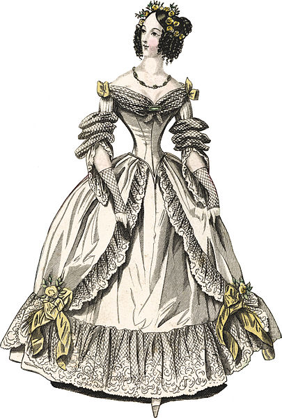 Major Fashion Trends and Styles of the 1800s