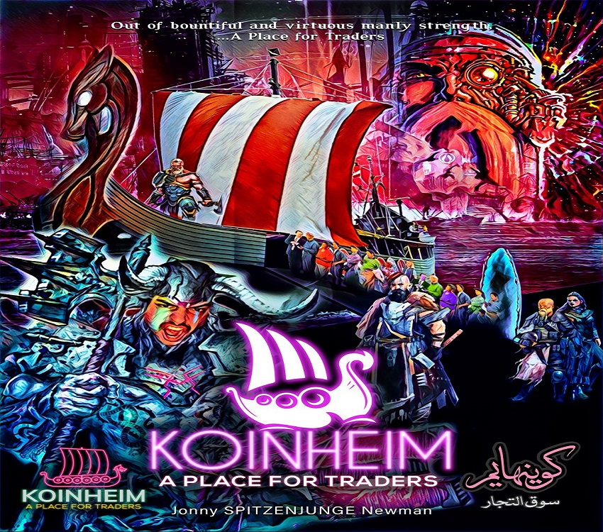 KoinHeim a place for traders
