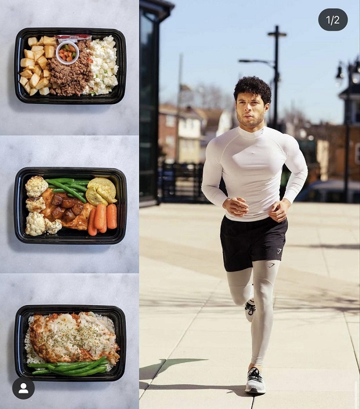 Healthy Food Delivery Prepared Meals In NYC